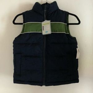 Old Navy : Frost after Puffer Vest Boys